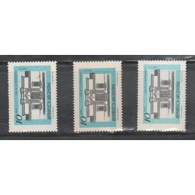 L436-argentina Casa De La Independencia Nuevo 3 Variedades