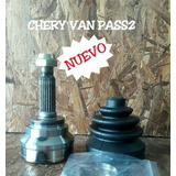 Punta Eje Lado Rueda Chery Van Pass 2 23x29