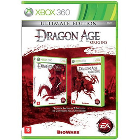 Jogo Dragon Age Origins: Ultimate Edition - Xbox 360