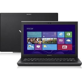 Notebook Sony Vaio Svs13125pbb 13.3 Hd 750gb Ram 6gb Win8