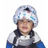 Casco Protector Bebes Hasta 24 Meses + Protector De Rodillas