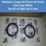 Modulo De Discos De Pasta Caja Sierra Explorer 5r55e 97-05