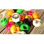 Set De Ruedas Para Skate Moolahh 52mm X 32mm 99a Colores!