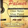 Set De Cuerdas Palmer De Nylon Para Guitar Clasica Tension M