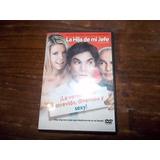 Dvd Original La Hija De Mi Jefe - Ashton Kutcher