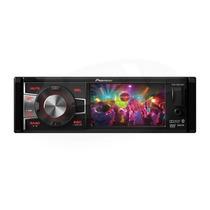 Estereo Dvd Pioneer Dvh885avbt Bt Pantalla 3.5 Cd Mp3 C/r