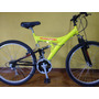 Bicicleta Mountain Bike Doble Suspension(somos Fabricantes).