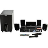 Home Theater Philco, Hdmi, Usb, Karaokê, Pht777 800wts Rms
