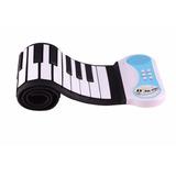 Teclado Musical Infantil Flexível 49 Teclas - Lançamento!
