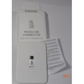 Adaptador Micro Usb A Usb 3 Tipo C Samsung Ee-gn930