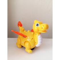 Dinossauro Bota Ovo Emite Som Luz E Projeção A Pilha