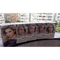 Kit Beautycolor 4 Tintas Hollywood Blondes +1 Desamarelador