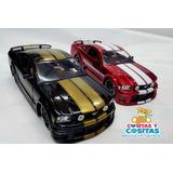 Autos Carros Coleccion Mustang 2006 Escala 1/24 Envio Gratis