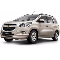 Chevrolet Spin L T Z 5 A.manual Efectivo O Financiado 2017