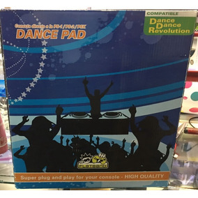 Alfombra Baile Ps2 Flatband Nueva
