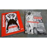 Revistas Manara E Rotundo Brinde Quadrinhos Carlos Zefiro