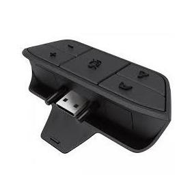 Adaptador Controle Fone Headset Stéreo Xbox One Original !!!