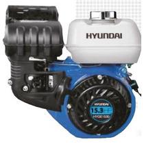 Motor A Gasolina Hyundai 15 Hp 4 Tiempos A/ Retractil Hy1530
