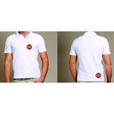 Camiseta Polo Marcas De Cerveja Skol Brhama Itaipava Stella