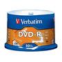 Verbatim 4.7gb Hasta 16x Con Marca Grabable Azo Dvd-r 50 D