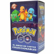 Cartas Pokemon Go X 32 Coleccionables Caja 2016 Originales