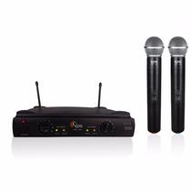 Microfone Kadosh S/ Fio Kdsw-402m