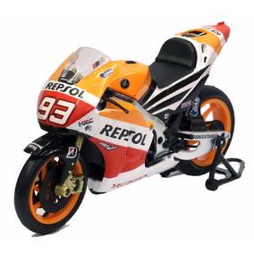 Miniatura Moto Honda Repsol Rc 213v Marc Márquez 1/12