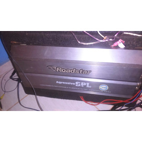 Roadstar Agressive Spl 3300 Rms 6800 Watts