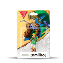 Amiibo Link Ocarina Of Time ¡sólo En Gamers!