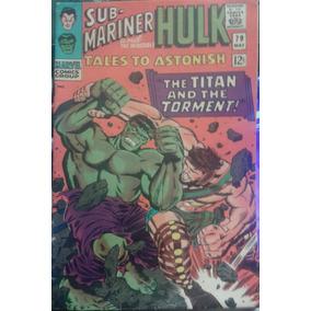 Tales To Astonish # 79 Marvel Comics 1966 Sub-mariner / Hulk
