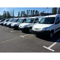 Peugeot Partner 1.6 Hdi 5 Plazas Resp. Inscriptos Empresas