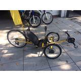 Triciclo Bicicleta Marca Gad C Cambios