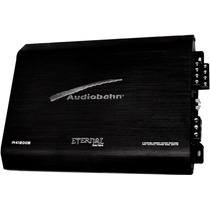 Amplificador Profesional Eternal 4 Canales 2400w Audiobahn