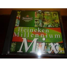 Cd - Varios - Heineken Millenium Mix - Rareza - Exc.