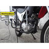 Suporte Rack Moto Honda Bros Nxr160 Transportar Prancha Surf