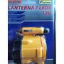 Lanterna 7 Leds 12v Com Base Magnética Para Carro