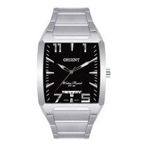Relógio Orient Masculino Sport Prata Quadrado Gbss1043 - Nf