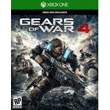 Gears Of War 4 Para Xbox One + 4 Juegos Extras En Game Star