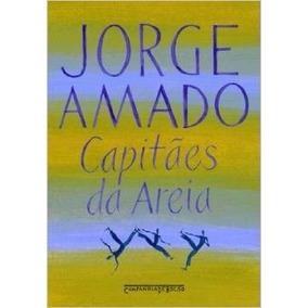 Capitães Da Areia Livro Jorge Amado - Frete 8 Reais