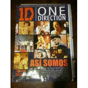 One Direction 1d Poster Cine Adolescente Subasta Valor Fijo