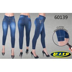 Calça Jeans Cropped Ri19