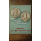 Revista Memorial Del Ejército De Chile - Años 1958 A 1963