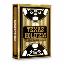 Baralho Lacrado Copag Texas Hold