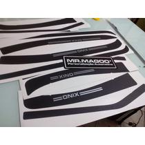 Soleira Super Protetoras Chevrolet Onix