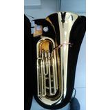 Tuba (bombardão) 3/4 Sib ( B. M) 2700 + Entrada De 1mil