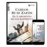 Carlos Ruiz Zafon Colección Completa 13 Libros - Digital