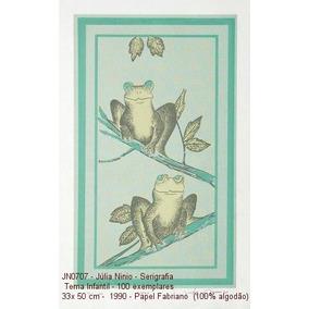 Serigrafia - Julia Ninio - 33x50 Ag286