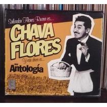 Chava Flores 2 Cd Album Antologia