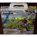 Bumblebee Transformers Kre O Create It Hasbro Lego Rasti