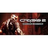 Crysis 2 Maximum Edition @ Pc Original Origin